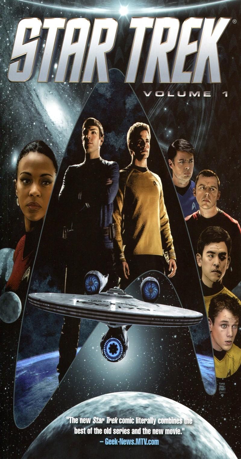 Star Trek TP IDW Ongoing  V1