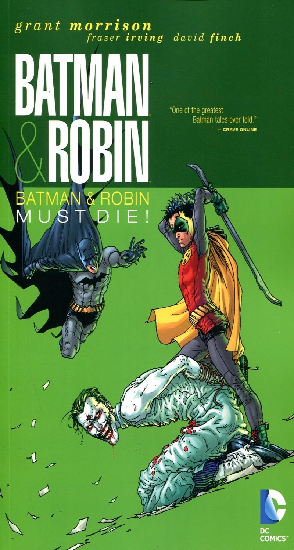 Batman and Robin TP V3  Robin Must Die