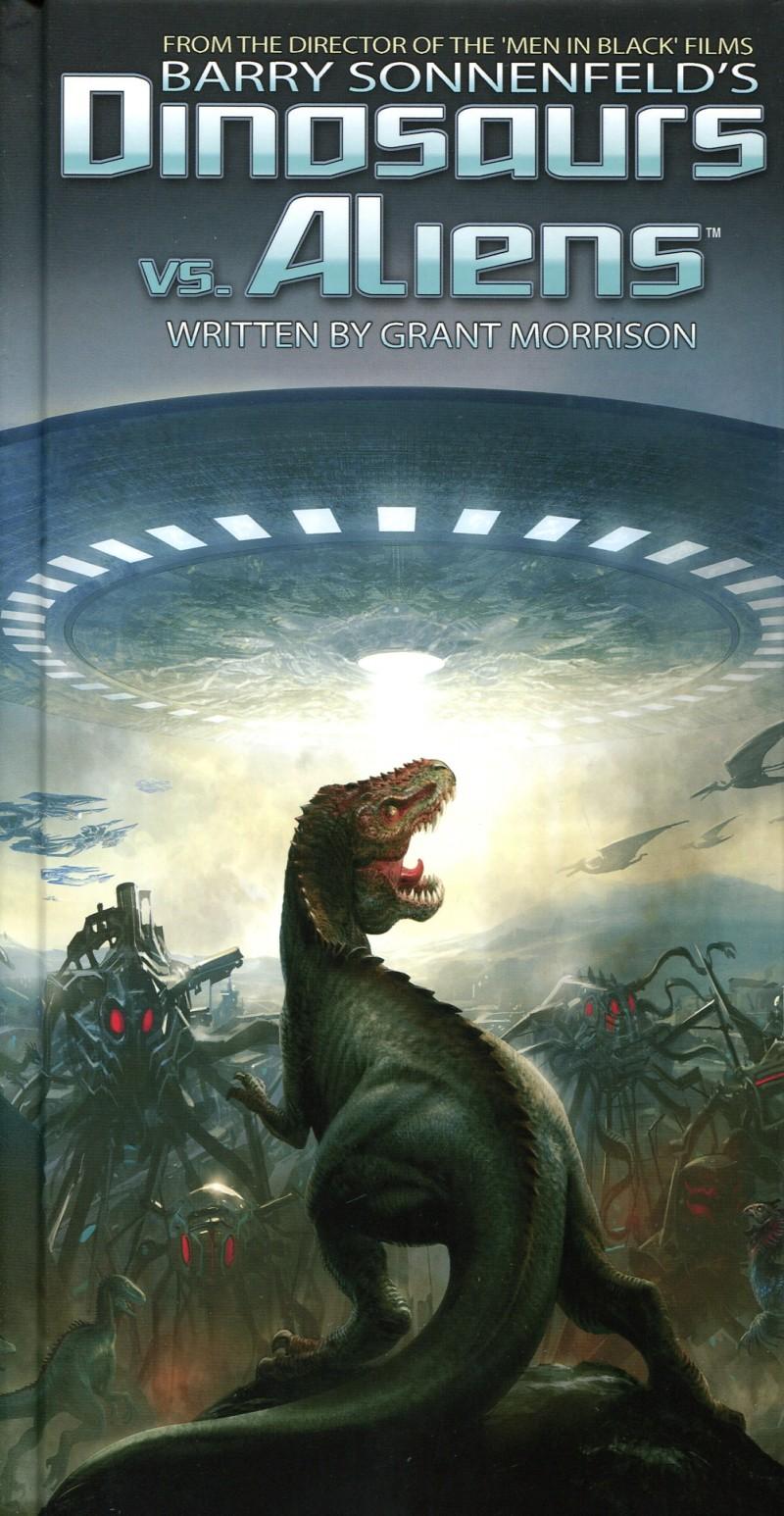 Dinosaurs Vs Aliens HC  Barry Sonnenfelds