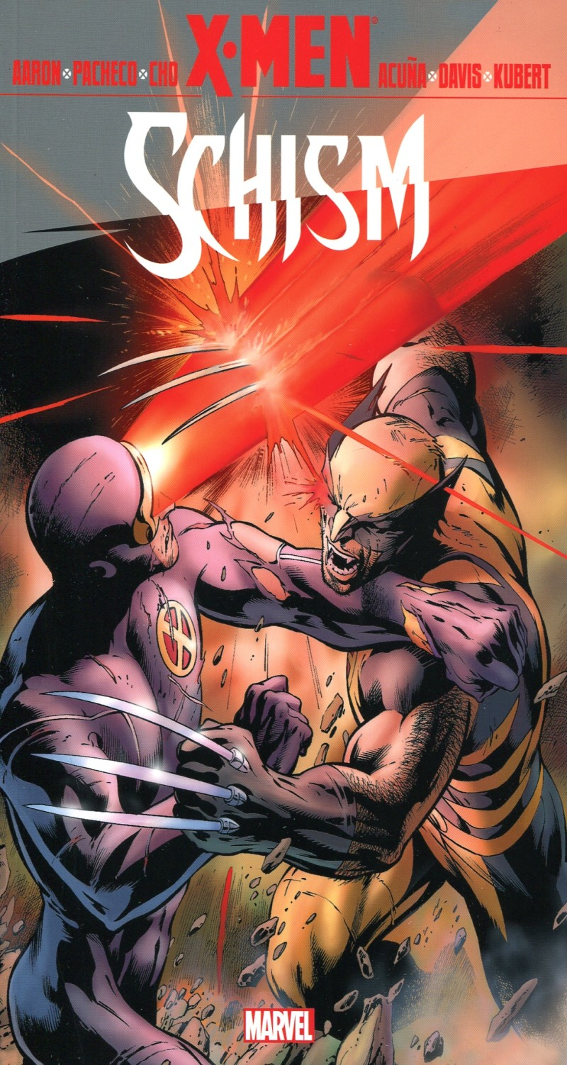X-Men TP Schism