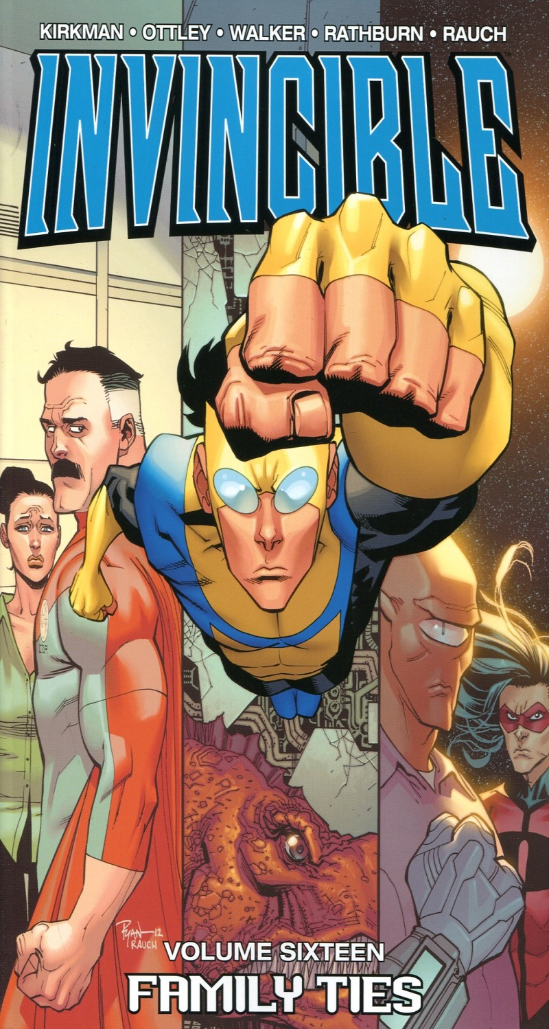 Invincible TP V16 Family  Ties