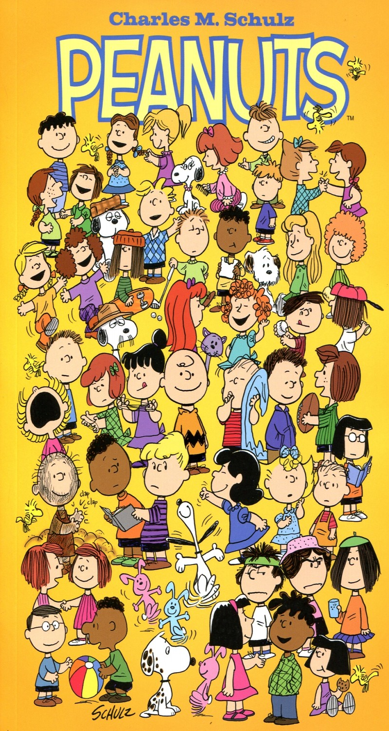 Peanuts TP V1 Kaboom
