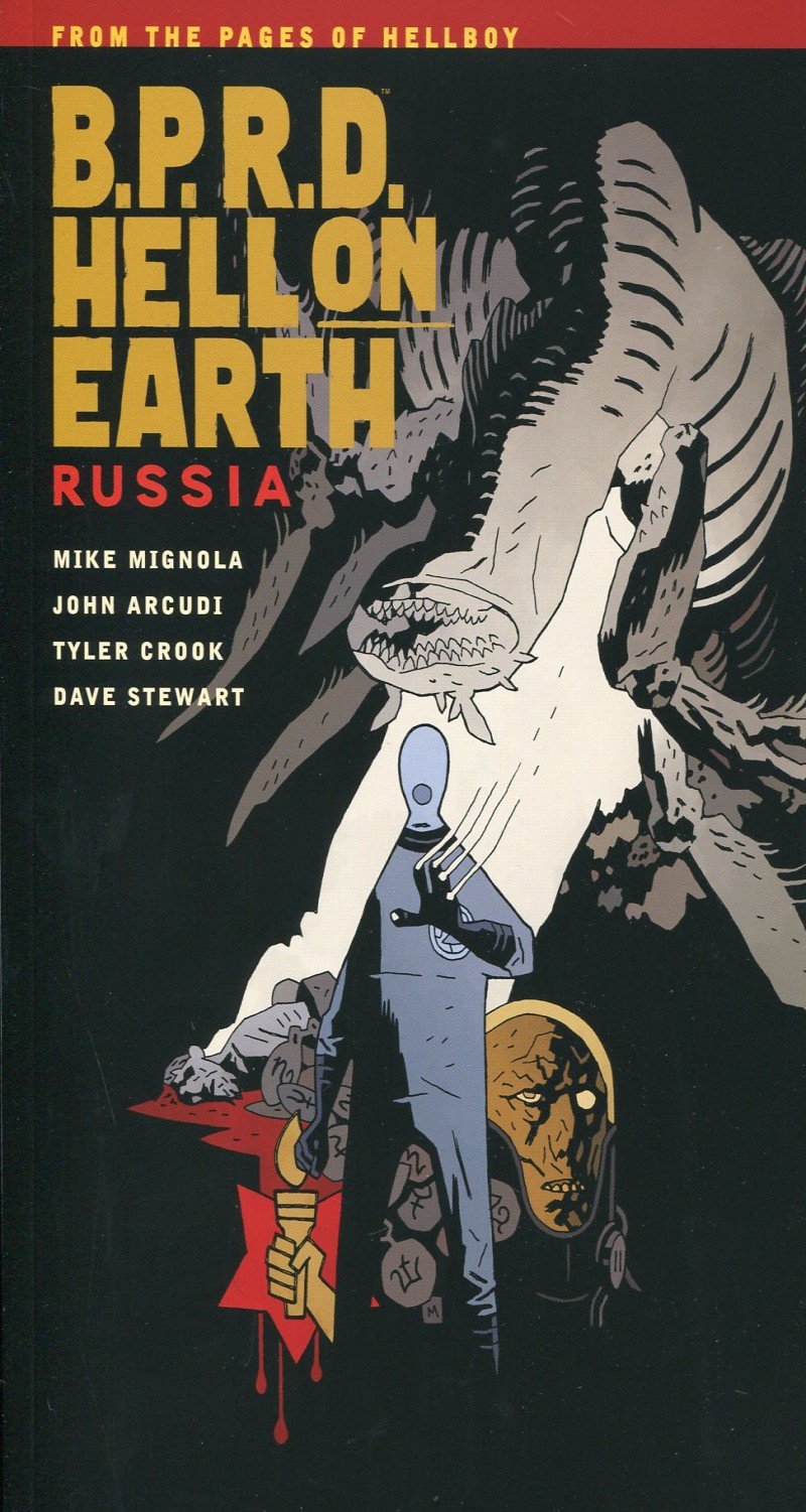 BPRD TP Hell on Earth V3  Russia