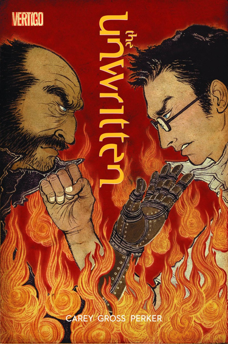 Unwritten TP V6 Tommy Taylor War of Words