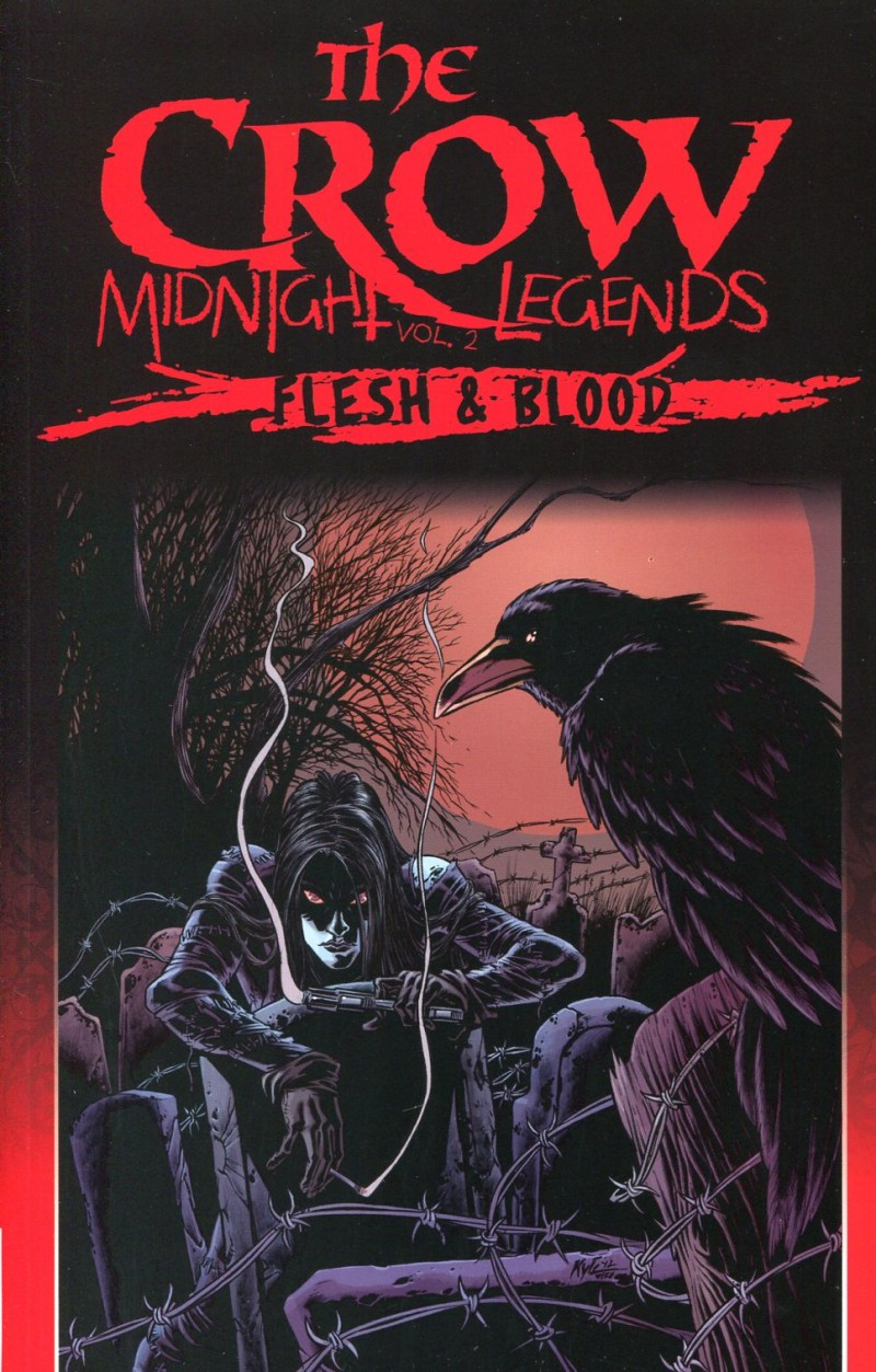 Crow GN Midnight Legends  V2 Flesh and Blood