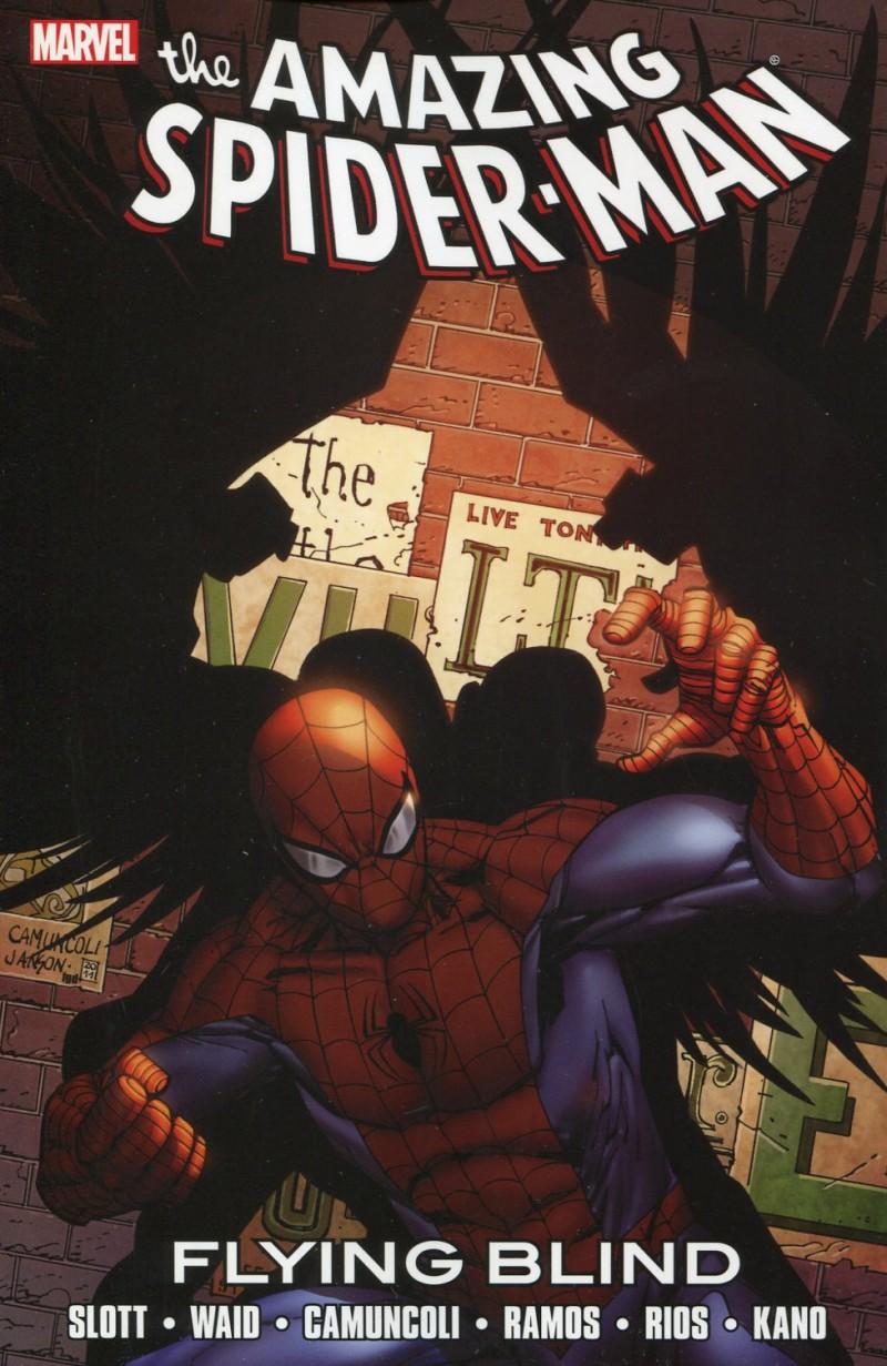 Spider-Man TP Flying  Blind