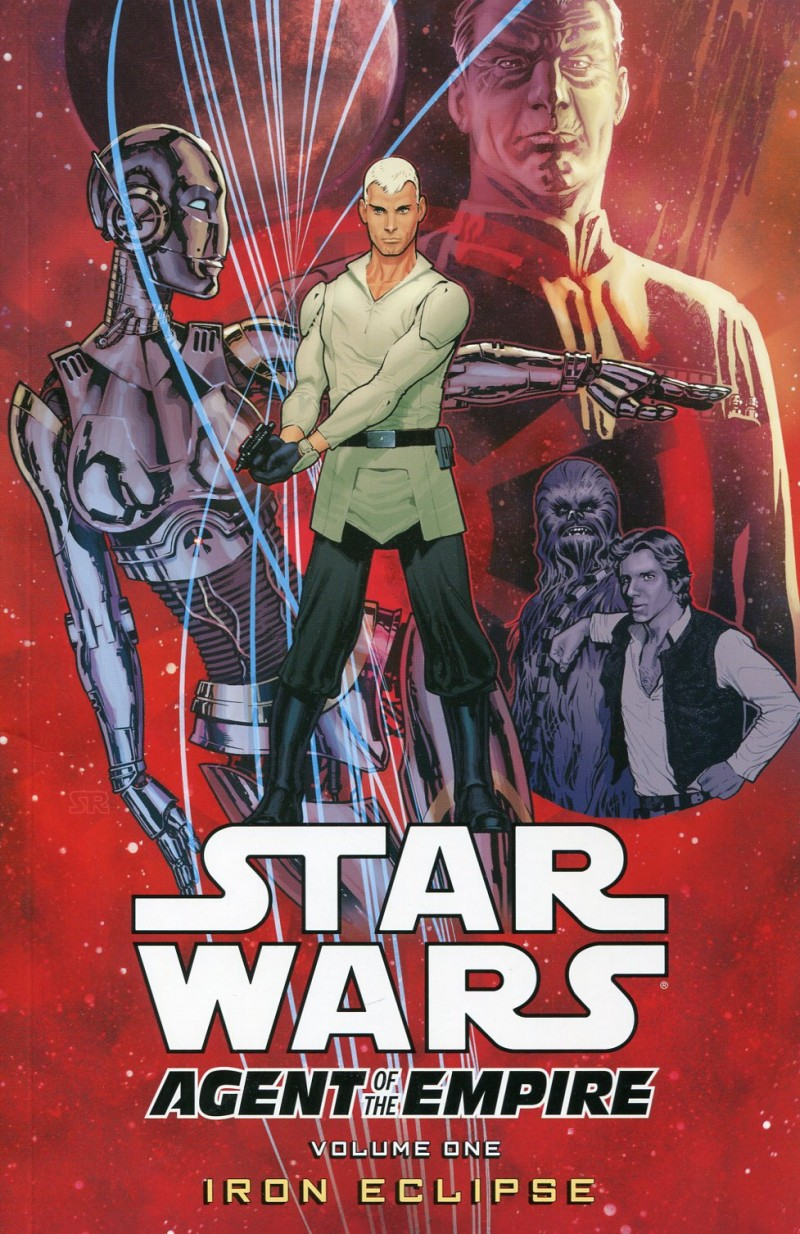 Star Wars TP Agent of the Empire V1 Iron Eclipse