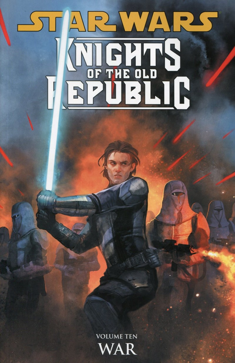 Star Wars TP Knights of the Old Republic V10