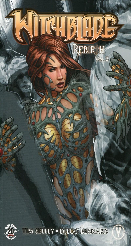 Witchblade TP Rebirth V2