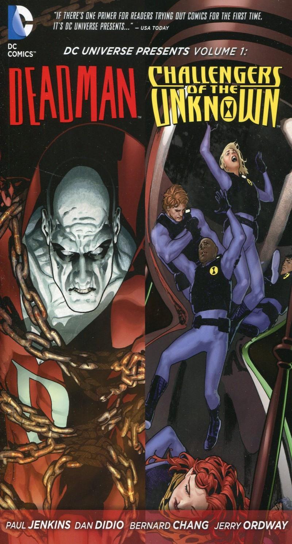 DC Universe Presents TP V1 Deadman Challengers