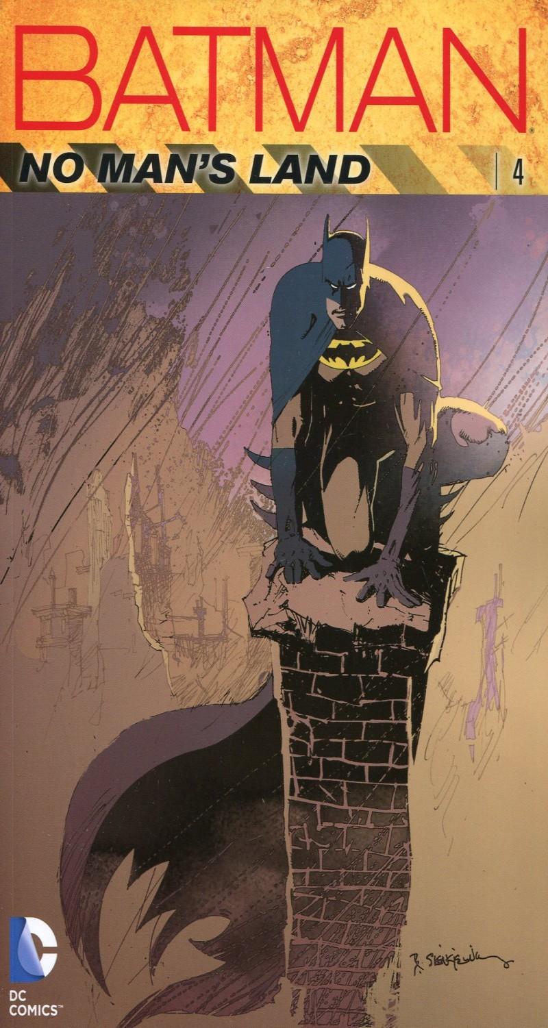 Batman TP No Mans Land V4 New Edition