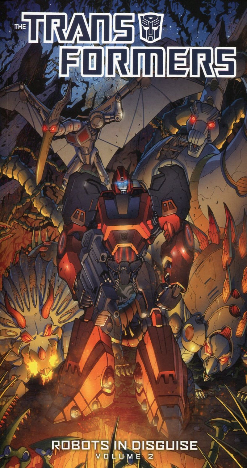 Transformers TP Robots  in Disguise V2