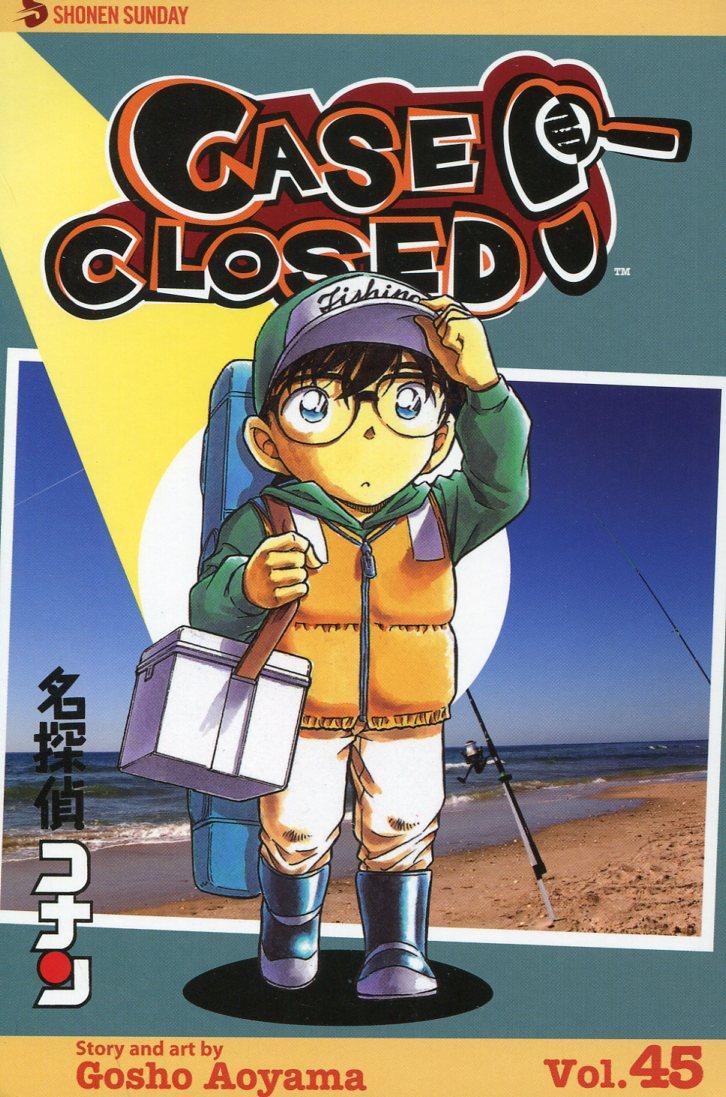 Case Closed GN V45