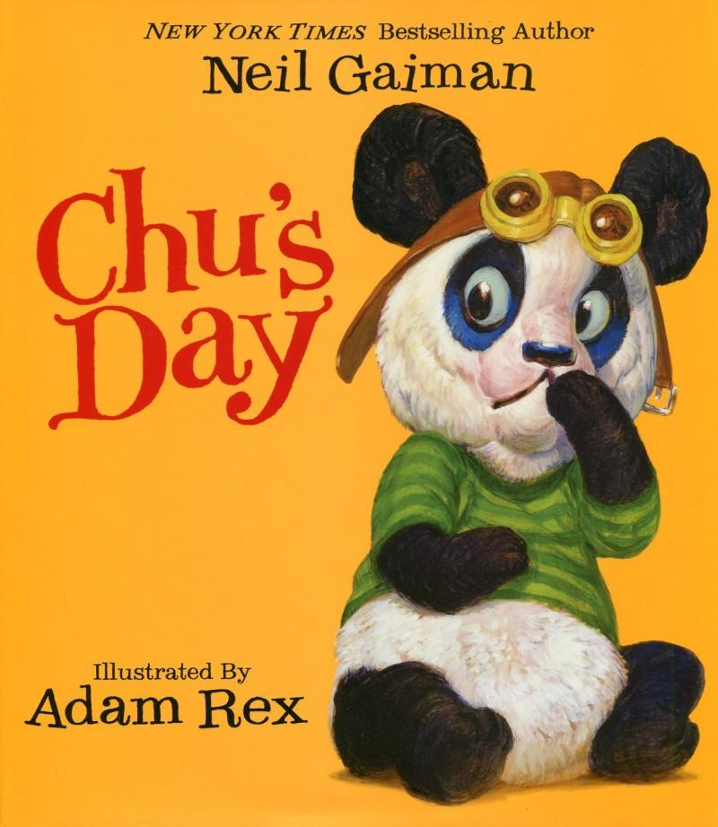 Neil Gaimans Chus Day HC