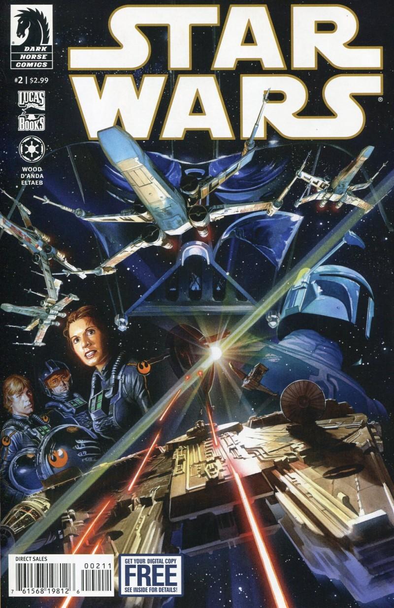 Star Wars V3 #2