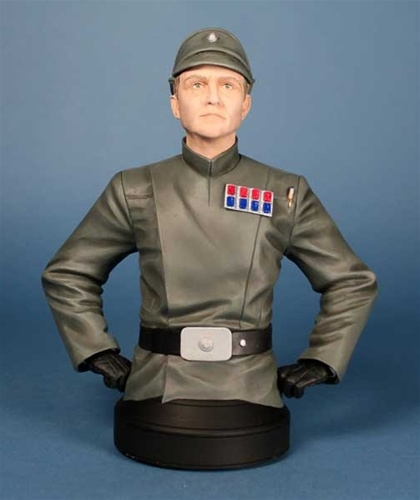 Star Wars Statue General  Veers Mini-Bust
