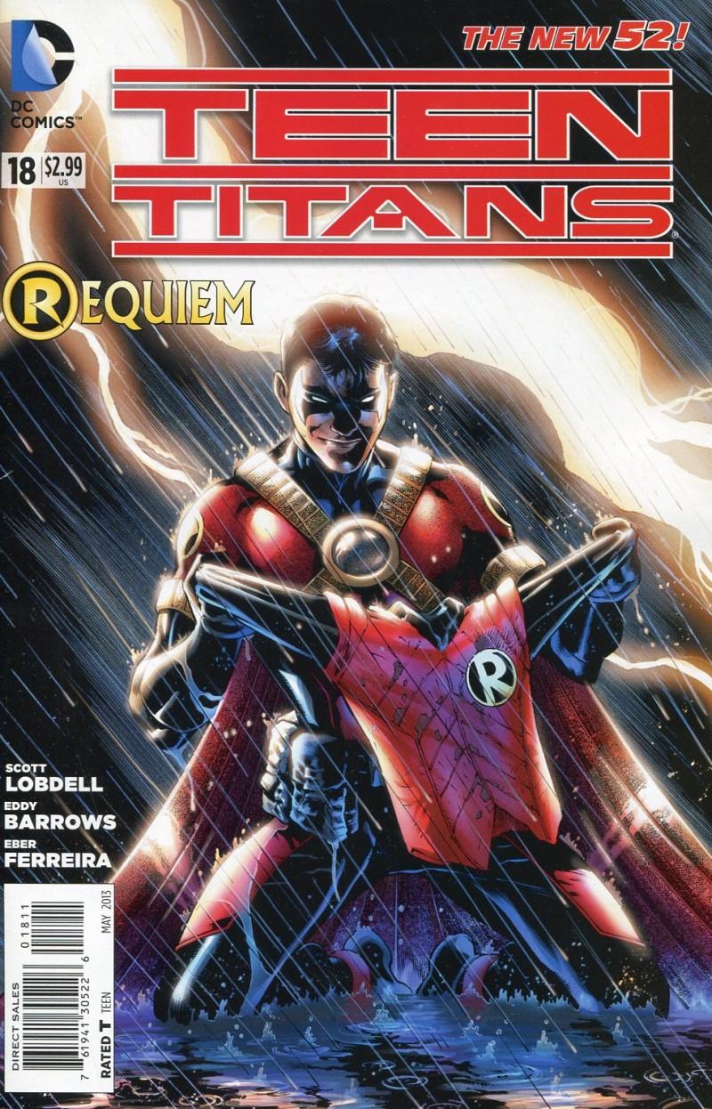 Teen Titans V4 #18