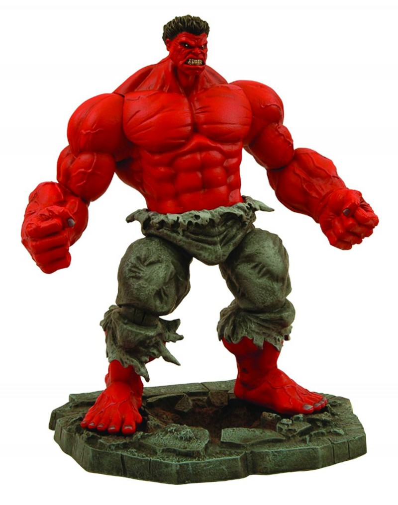 Marvel Select AF Red Hulk