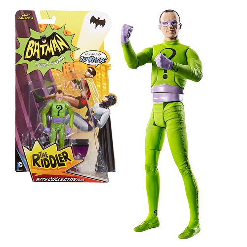 DC Unlimited AF Batman 66 Riddler 6-inch