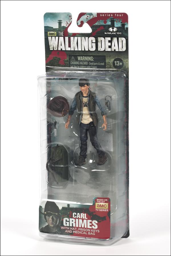 Walking Dead AF S4 Carl