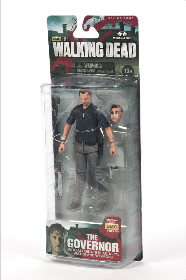 Walking Dead AF S4  Governor