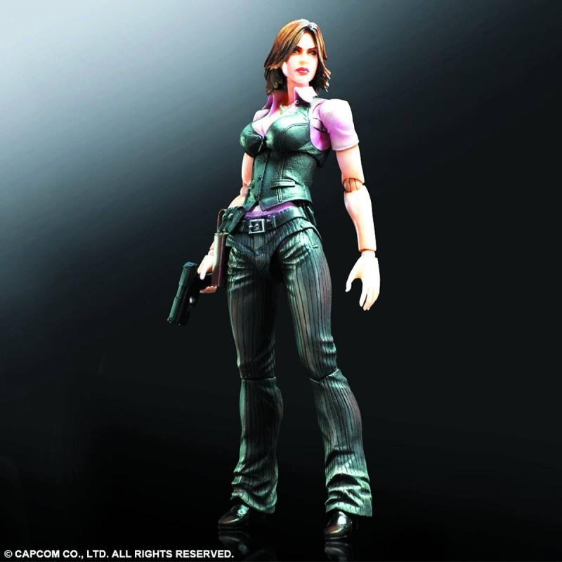 Resident Evil 6 Play Arts AF Helena Harper