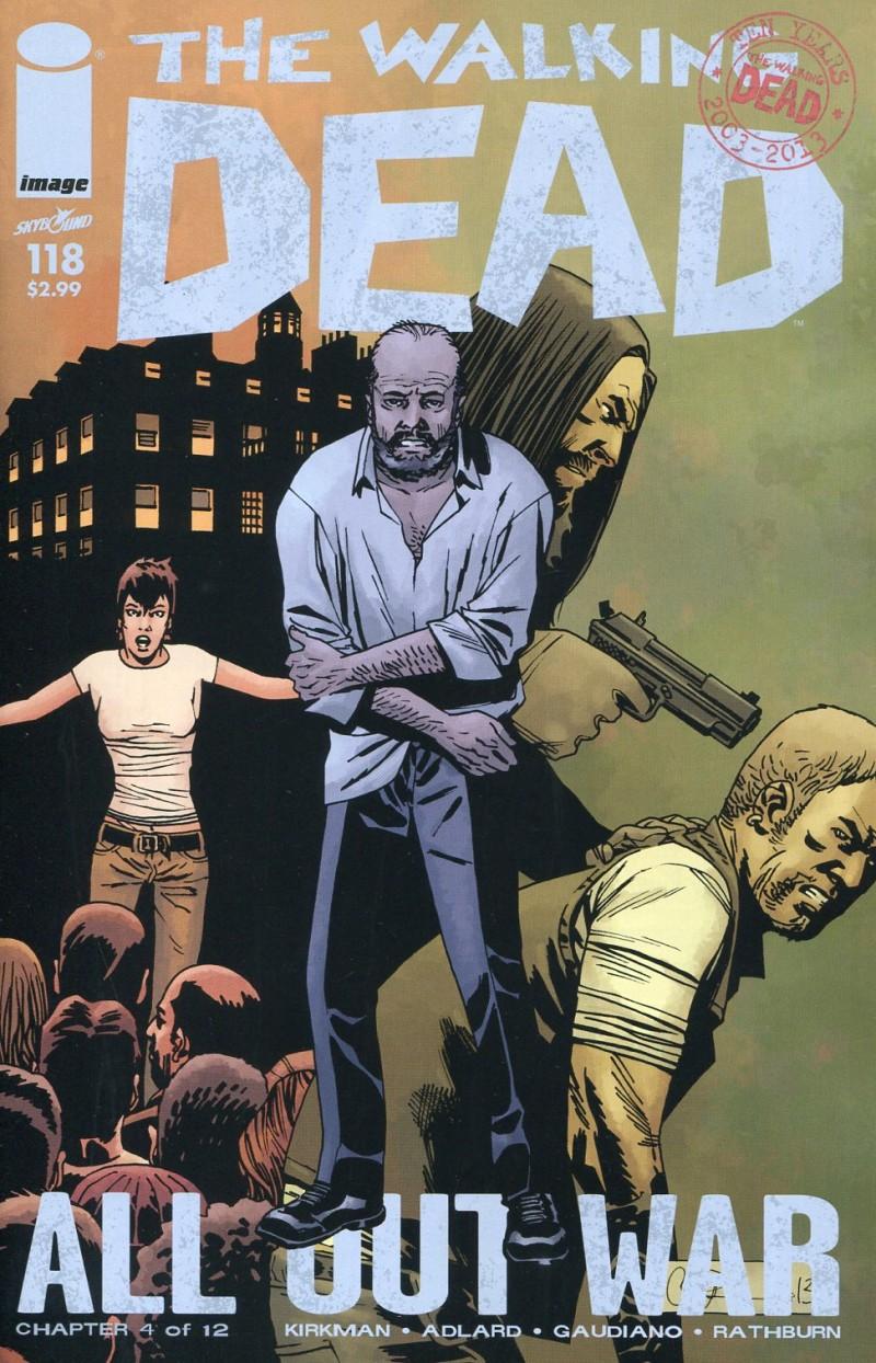Walking Dead #118