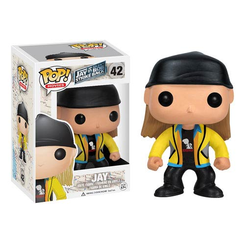 Funko Pop Jay and Silent  Bob Jay