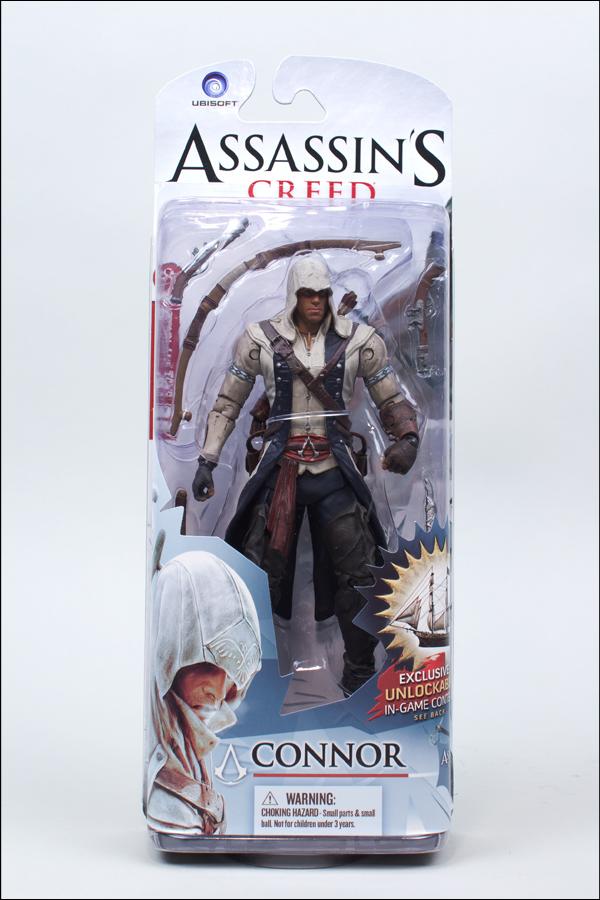 Assassins Creed AF S1 Connor