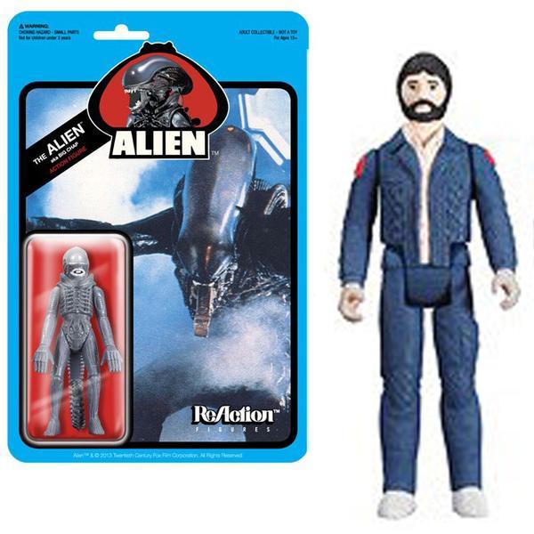 Alien Reaction AF Dallas