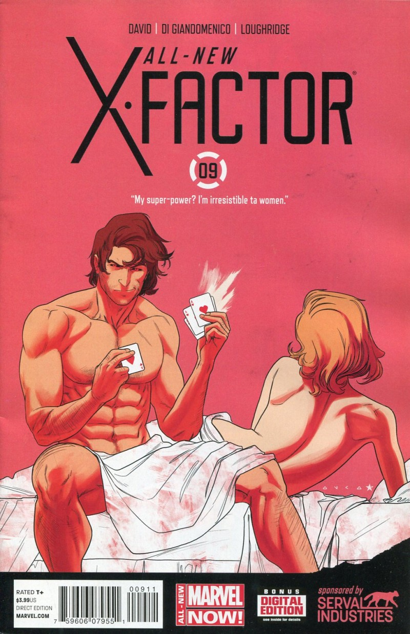 All New X-Factor #9