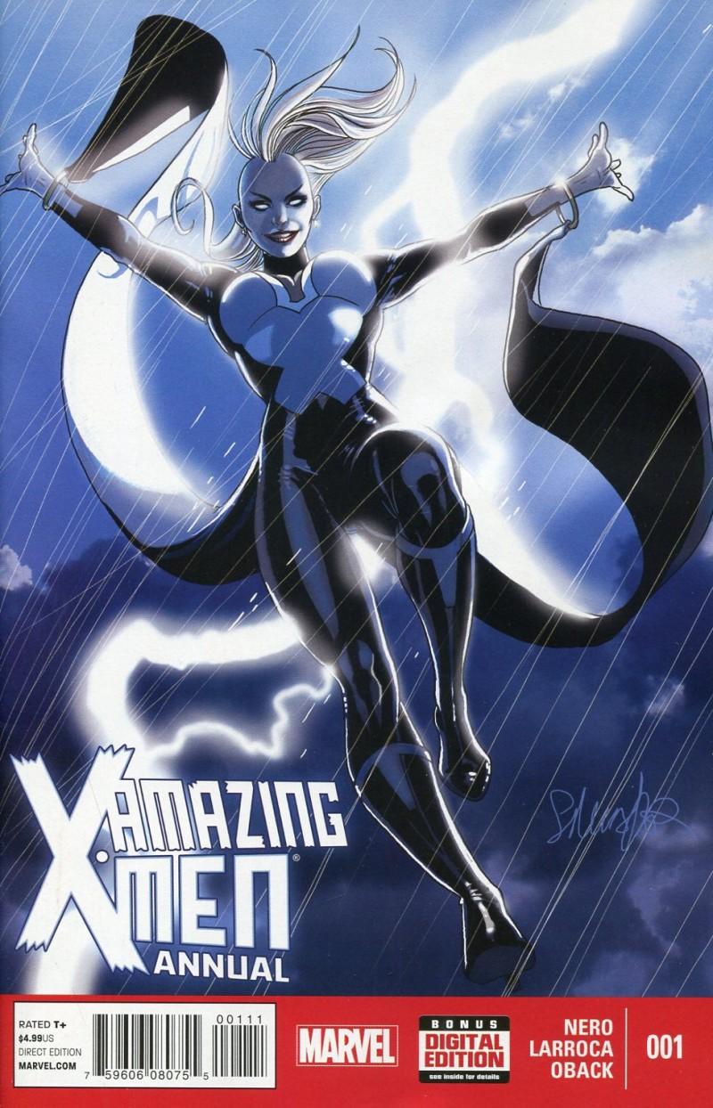 Amazing X-Men V2 Annual #1