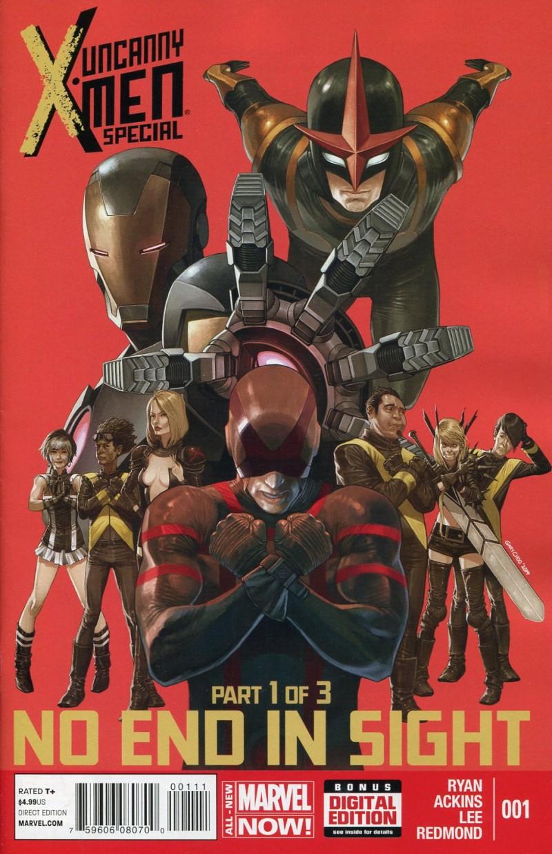 Uncanny X-Men V3 Special  #1