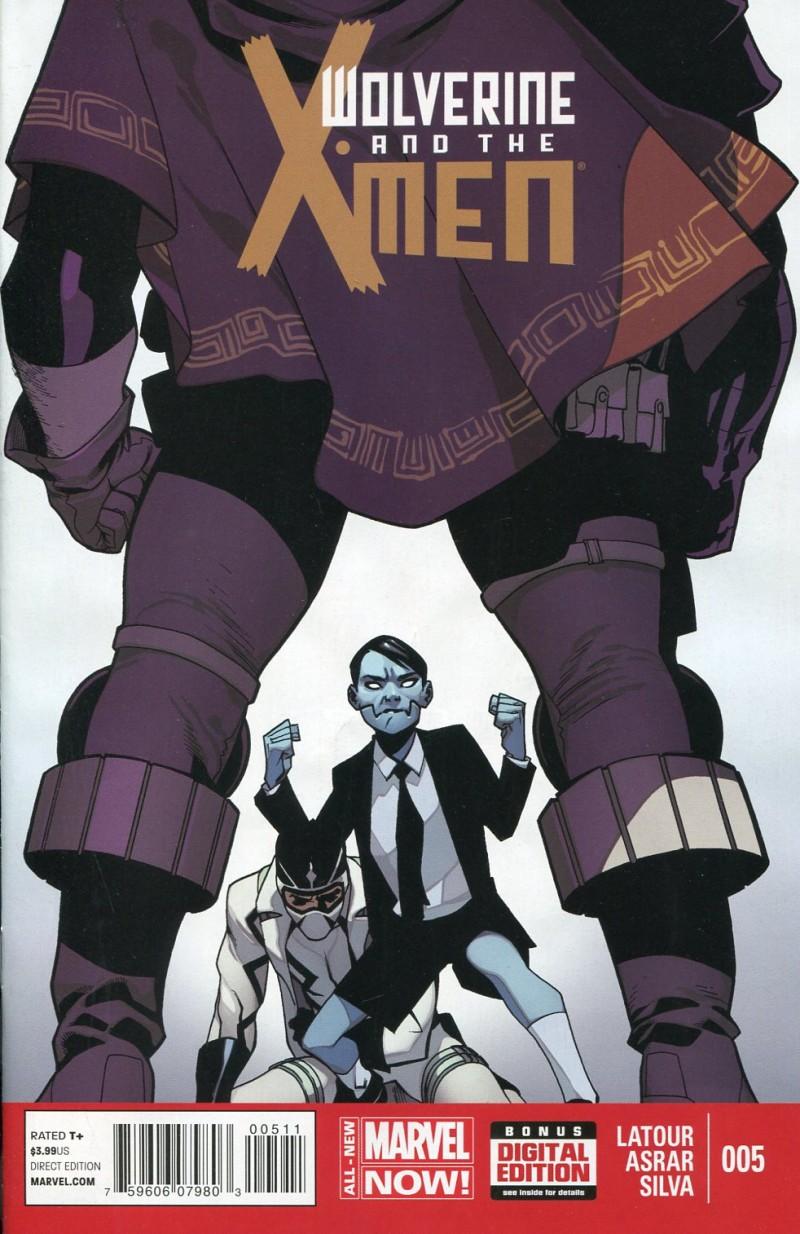 Wolverine and X-Men V2 #5