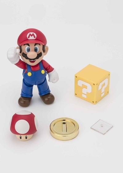 Super Mario Bros S H  Mario Figuarts AF