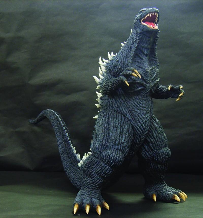 Godzilla Vinyl Figure 12 Inch 2003 Version