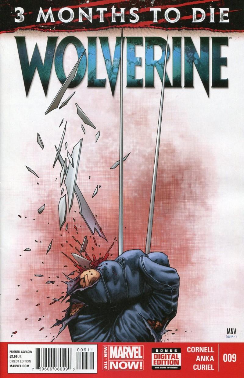 Wolverine V5 #9