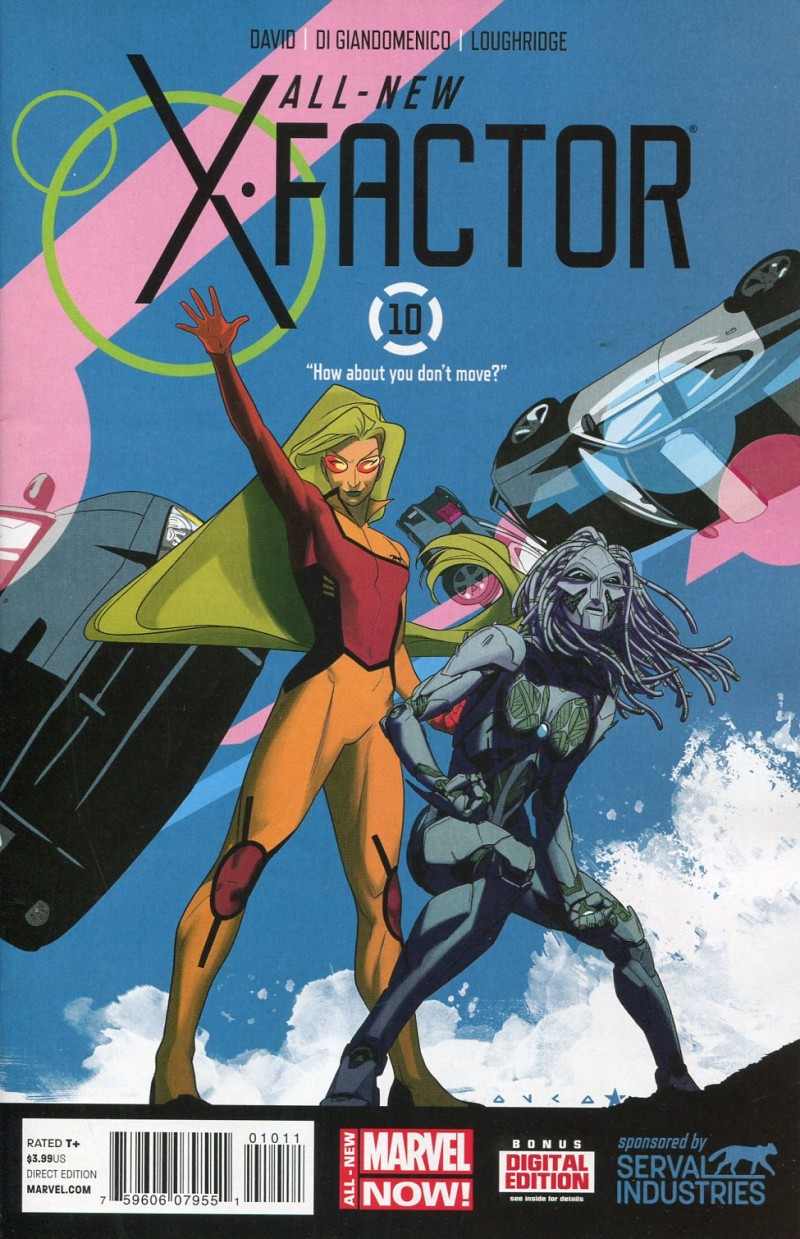 All New X-Factor #10