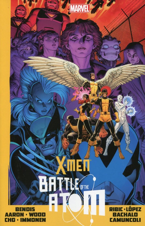 X-Men TP Battle of the  Atom