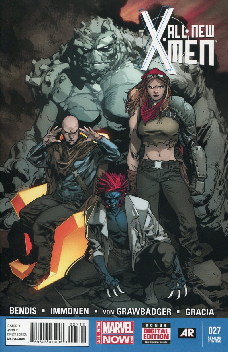 All New X-men #27 Second Printing