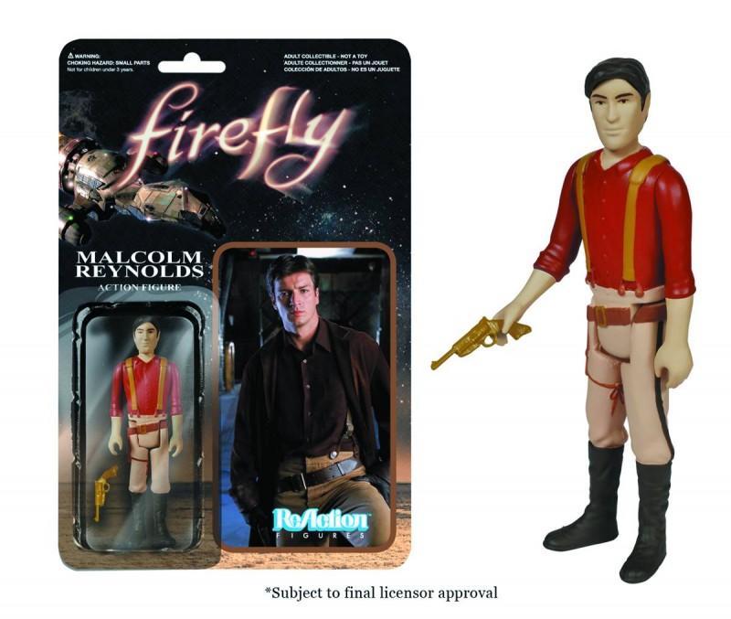Reaction Firefly AF Malcolm Reynolds