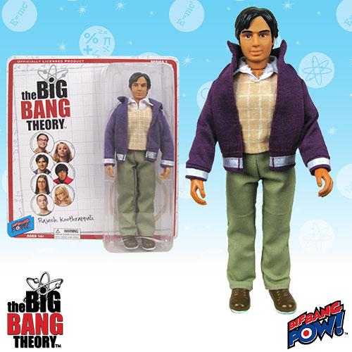 Big Bang Theory 8inch AF  Raj