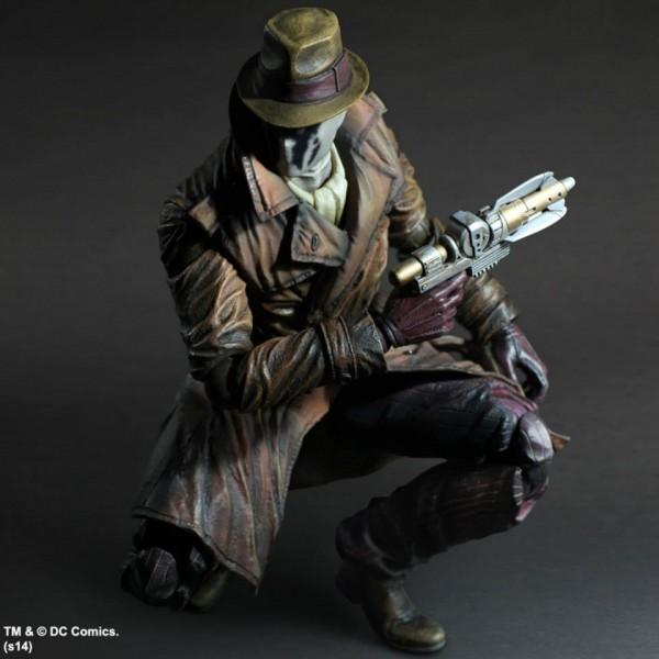 DC Play Arts AF Watchmen  Kai Rorschach