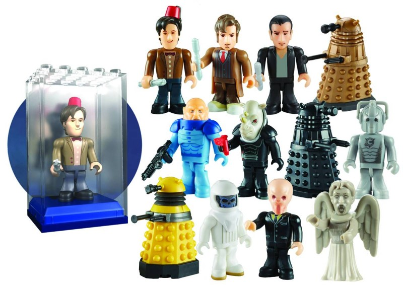 Dr Who Mini Figure  Character Building Brix
