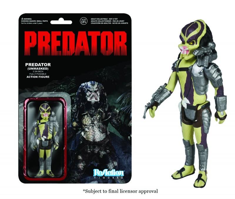 Reaction Predator Closed  Mouth Predator