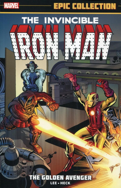 Iron Man TP Epic Coll Golden Avenger