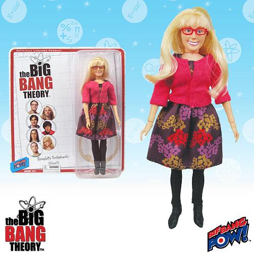 Big Bang Theory 8inch AF  Bernadette