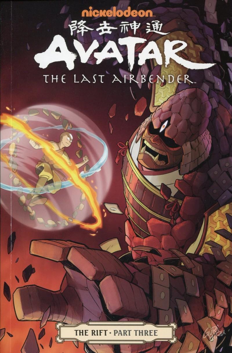 Avatar Last Airbender GN  V9 Rift Part 3