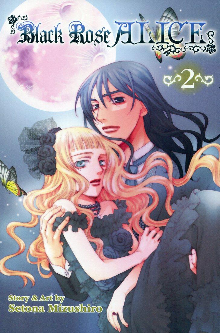 Black Rose Alice TP V2