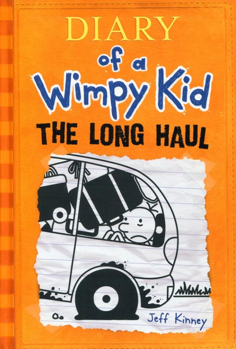Diary of a Wimpy Kid HC V9